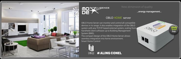 Mode Intelligence Oblo Home Server